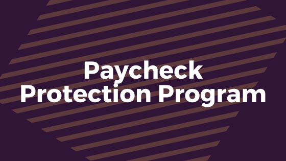 paycheck protection program FAQ